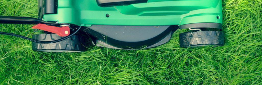 Rasenmähen - Sinnbild